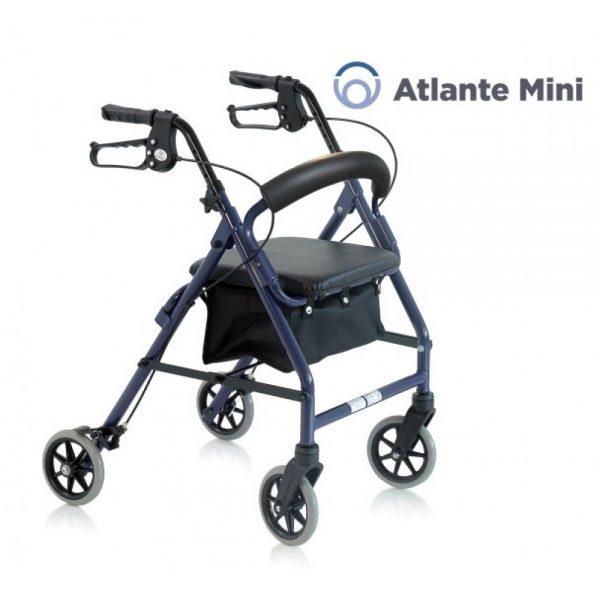 rollator mini in alluminio